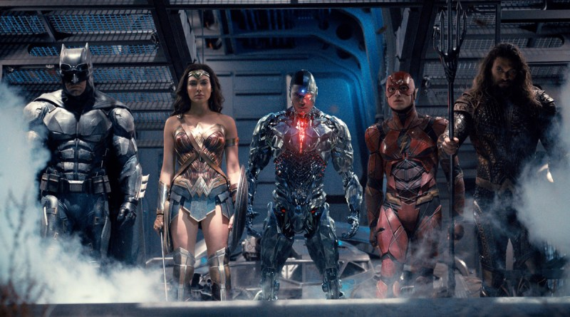 Zack Snyder Was Reportedly Fired from Justice League Production