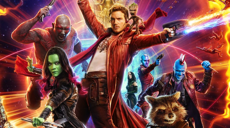James Gunn Back at the Helm of Guardians of the Galaxy, Vol. 3