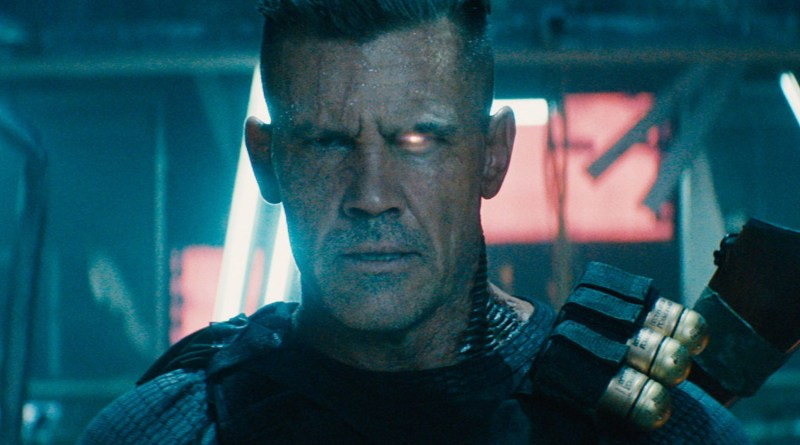 Josh Brolin Says to Expect a Lot More Cable After Deadpool 2