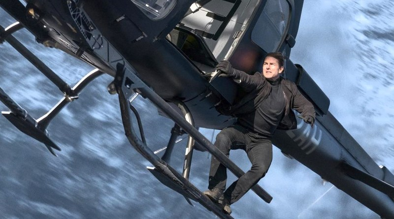 """Tom Cruise and his """"Impossible"""" Helicopter Stunts for Fallout"""