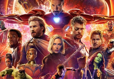 Epic Final Trailer for Avengers: Infinity War Shows Earth's Mightiest Heroes on the Ropes