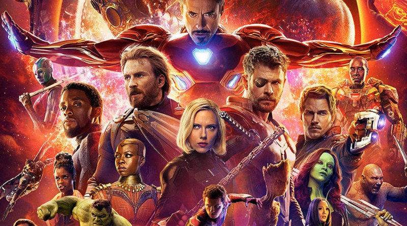 Marvel Studios Celebrates 10th Anniversary in Style With 33 Gold Character Posters