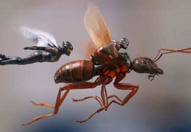 Tiny Heroes Have Big Fun in New Ant-Man and The Wasp TV Spot