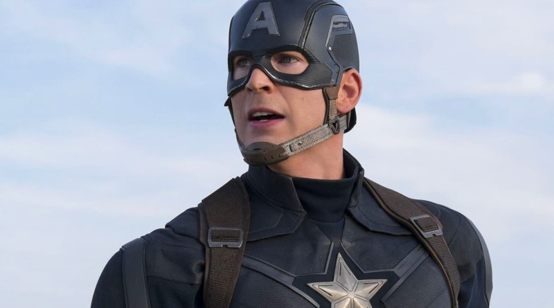 The End of an Era: Chris Evans Wraps as Captain America for the Final Time