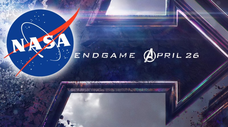 NASA Has Advice for Rescuing Tony Stark from His Fate in the Avengers: Endgame Trailer