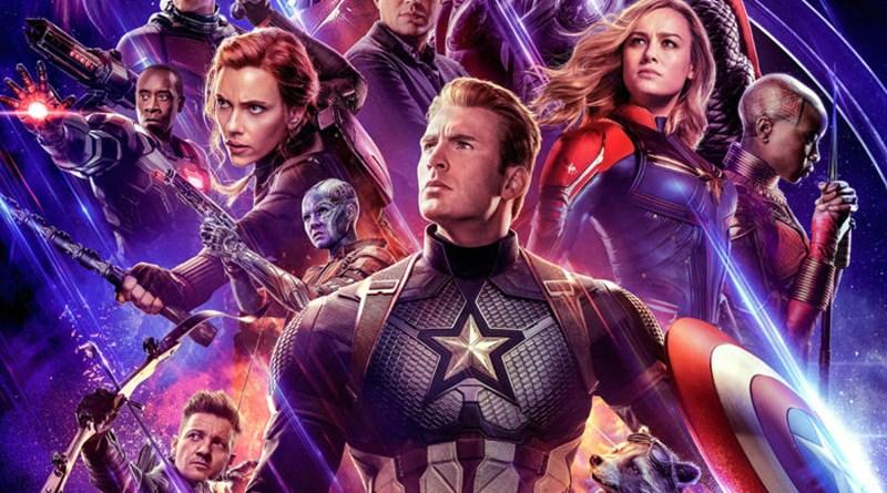 Captain Marvel Joins the Team in Theatrical Poster for Avengers: Endgame