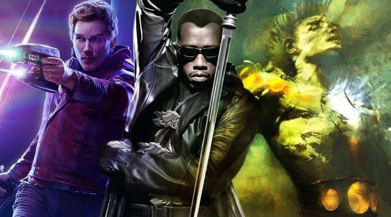 """Marvel Movie Mini: Eternals Will Be """"Epic,"""" Kraglin Hopeful for Guardians 3 and Wesley Snipes Back as Blade?"""