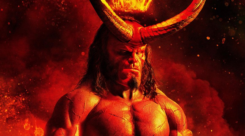 Fierce New Posters and Still Images from Hellboy Starring David Harbour
