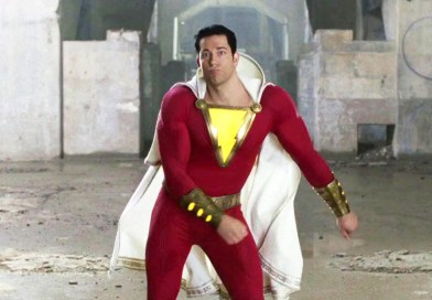 """Flying Like Superman Requires More than """"Belief"""" in New SHAZAM! TV Spot"""