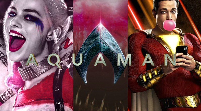 DC Movie Dish: The Trench Before Aquaman 2, Bautista in Suicide Squad 2 and Lightning Striking Twice?