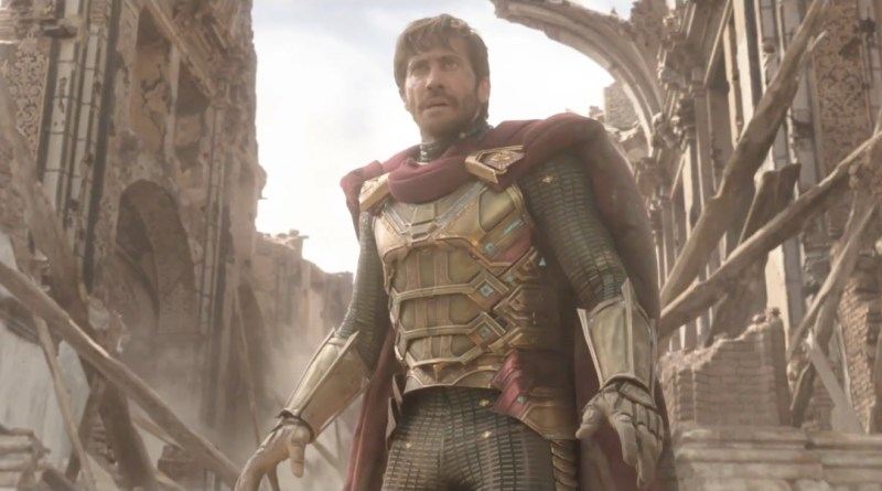 Mysterio is a Stand-In for Iron Man in Spider-Man: Far From Home