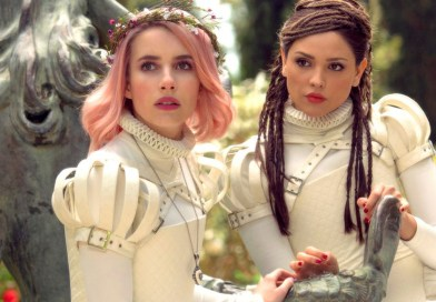 Trippy Trailer for Sci-Fi Fantasy Paradise Hills Starring Emma Roberts and Milla Jovovich