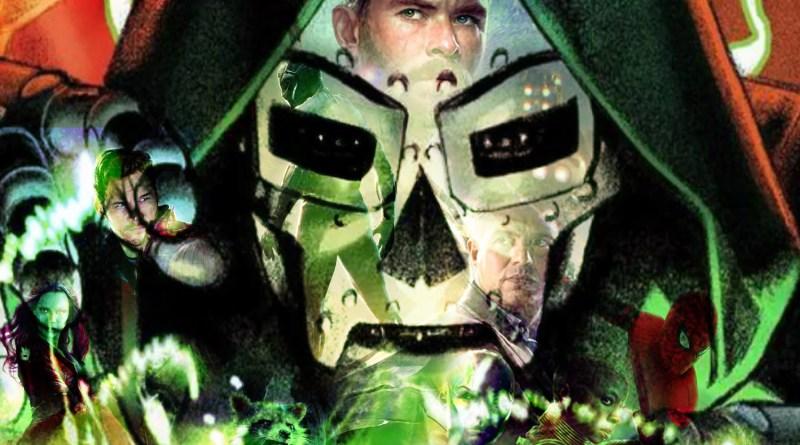 Marvel Movie Nooz: Russo Bros. Share Endgame BTS, Plus Dr. Doom's Ultimatum