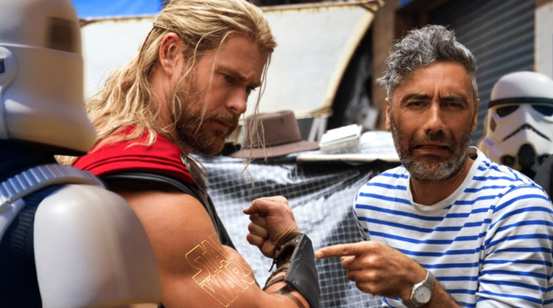 Director Taika Waititi to Follow Thor: Love and Thunder with New Star Wars Movie