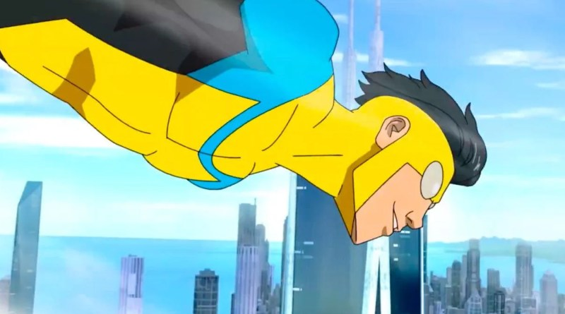 NYCC 2020: Teaser Trailer for Robert Kirkman's Invincible Adult Animated Series