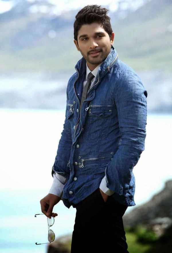 Allu Arjun Latest Photos From Race Gurram Movie – Movie ...