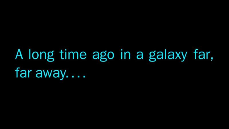 Risultati immagini per in una galassia lontana lontana