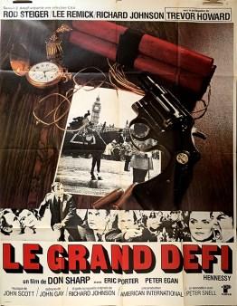 LE GRAND DÉFI