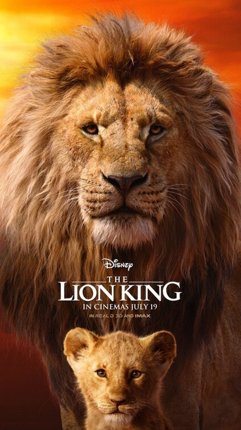 Image result for lion king movie poster