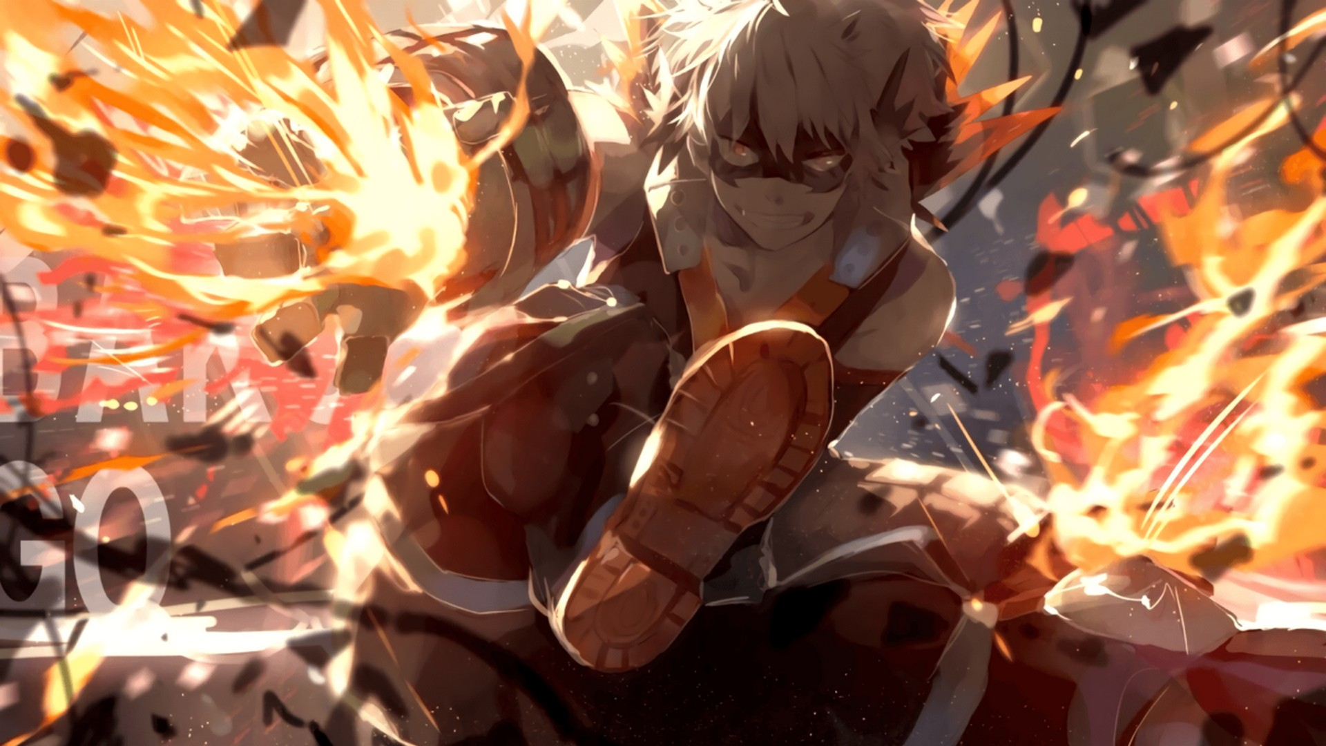 Resolution hd, ultra hd, 4k, 5k. My Hero Academia Anime Trailer Wallpaper | 2021 Movie ...