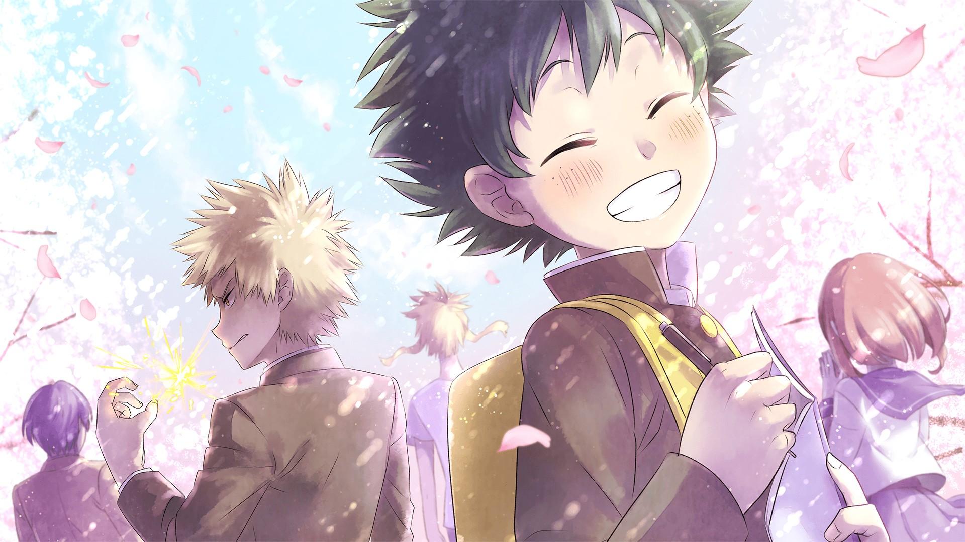 Do you want my hero academia wallpapers? My Hero Academia Anime Wallpaper HD | 2021 Movie Poster ...