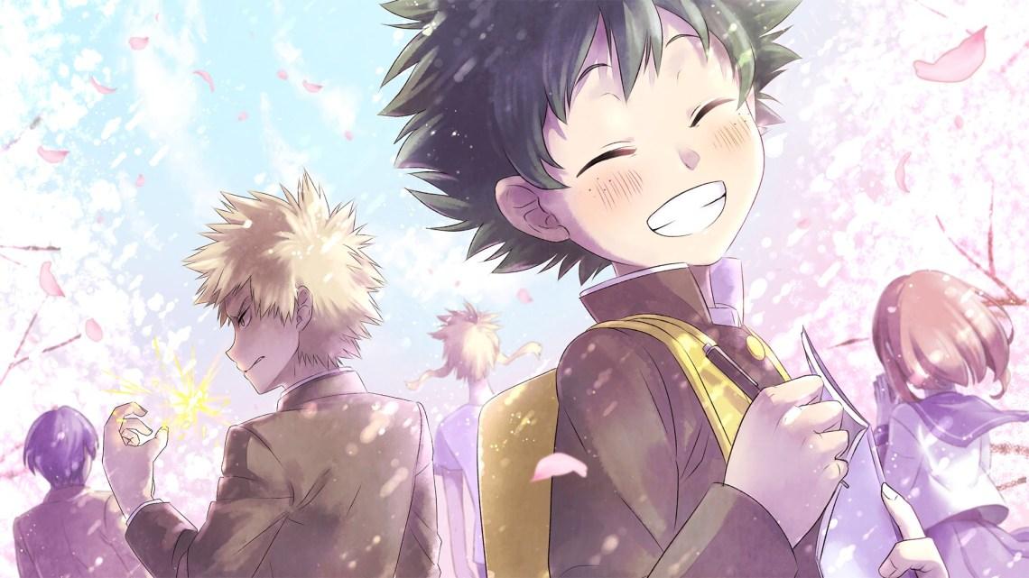 My Hero Academia Anime Wallpaper Hd 2021 Movie Poster Wallpaper Hd