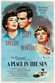 Image result for A PLACE IN THE SUN 1951 movie