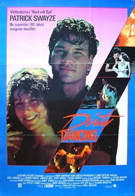 dirty dancing movie poster 1527972