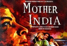 mother india - Top 20 Hindi movies All Time