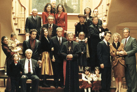 Godfather-3 family