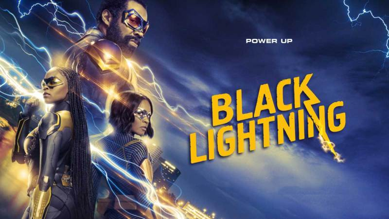 Black Lightning Series Will End After Season 4 on The CW