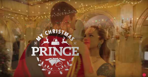 Image result for my christmas prince lifetime