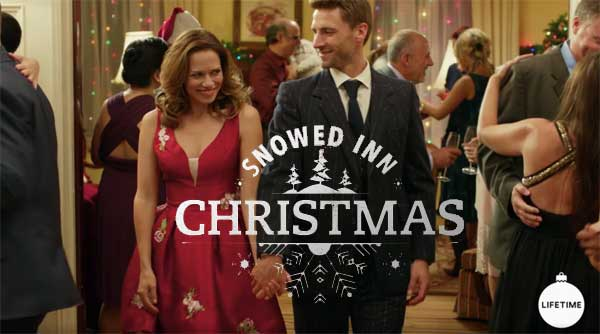 Image result for snowed in christmas lifetime