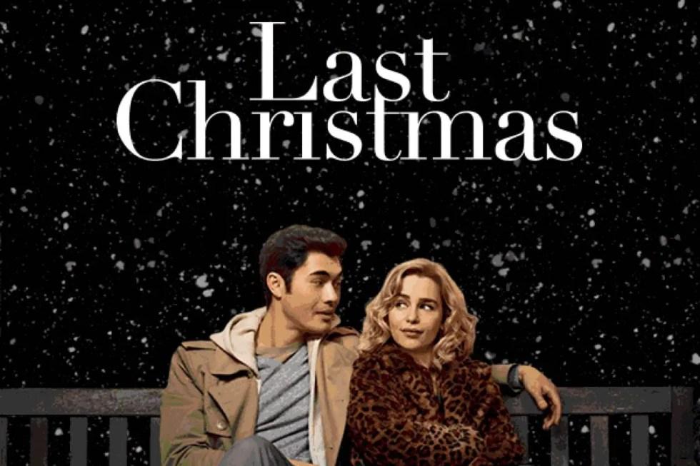 Last Christmas Album Cover.Grand Rapids Advance Screening Last Christmas Movie Reelist