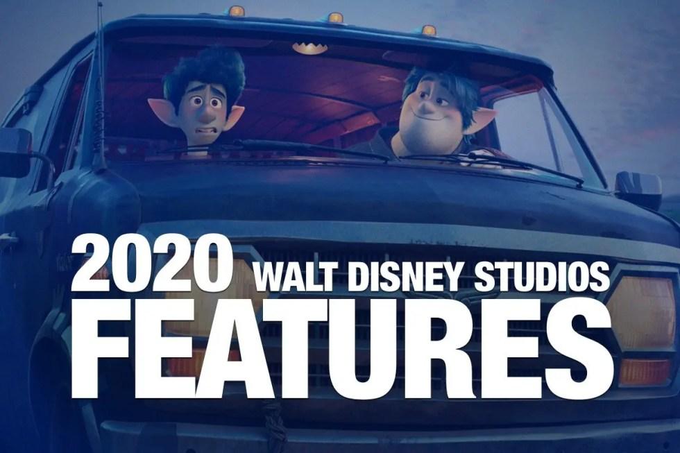 Disney Studios представила график релизов на 2020 год