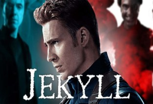 Chris Evans nei panni di Dr. Jekyll e Mr. Hyde