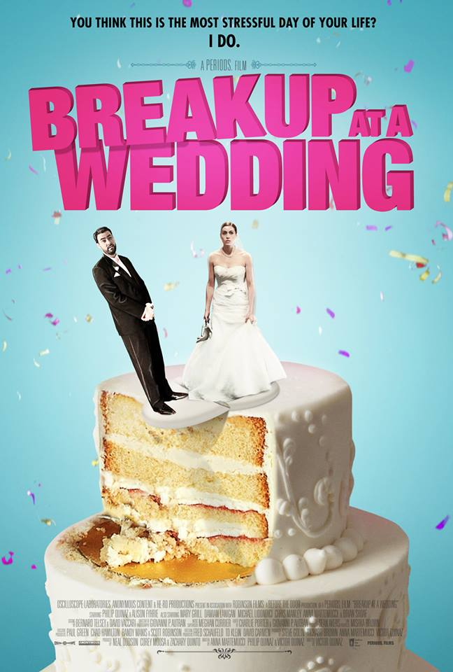 Poster do filme Breakup at a Wedding