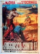 Der große Zug nach Santa Fé (1951)