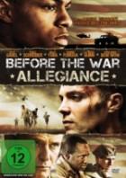 Before the War - Allegiance (2012)