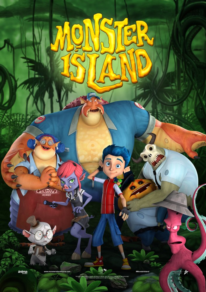 Monster Island 2017 Full Movie Download For Free