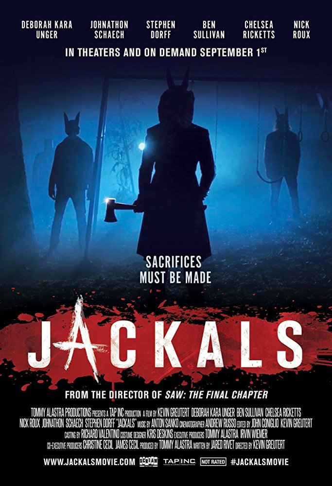 Jackals 2017 Full Movie Download For Free
