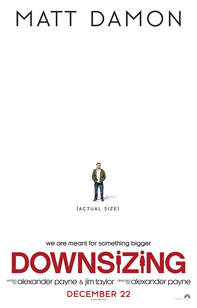 Downsizing 2017 Full Movie Download For Free