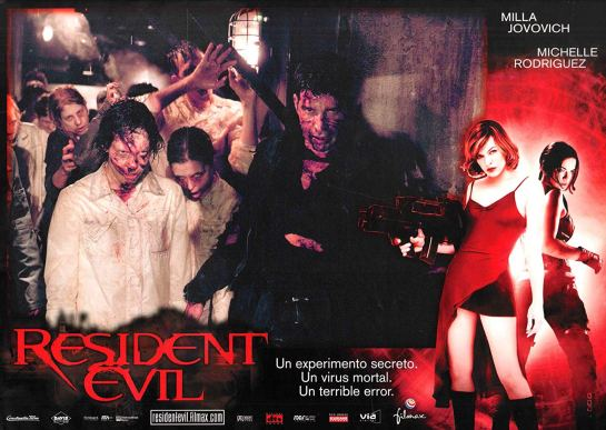 Resident Evil France Germany Uk Usa 2002 Overview And