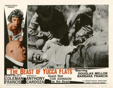 beast of yucca flats 1