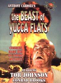 Beast Yucca Flats DVD