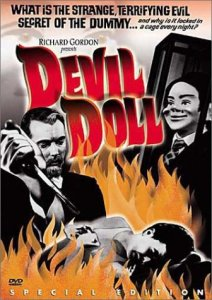 devil doll something weird dvd