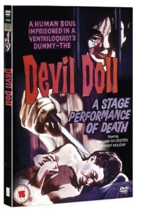 devil doll UK DVD