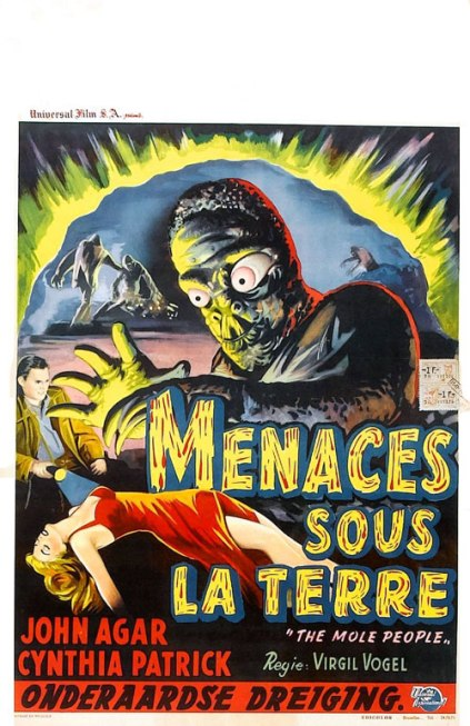 Mole-People-1956-Belgian-poster