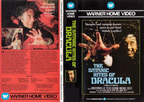 SATANIC RITES OF DRACULA,THE