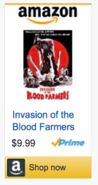 Invasion of the Blood Farmers Amazon